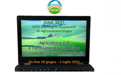 XXIII Convegno AIAM 2021