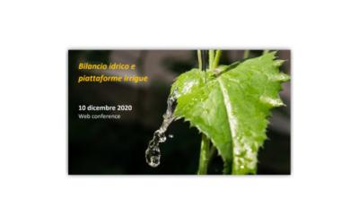 Agrometeore – Incontri tematici