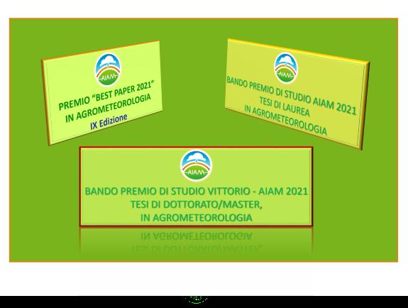 Awards AIAM 2021